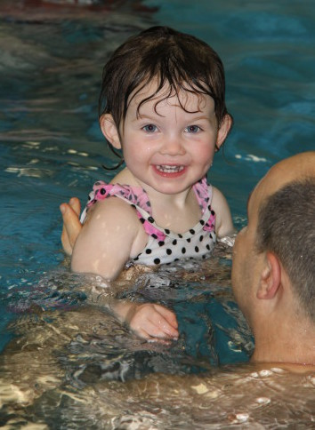 Infant/Toddler Classes include Water Babies, Little Swimmers 1, 2, & 3, and  Jellyfish. Parents are in the water with their children and are expected to  ...